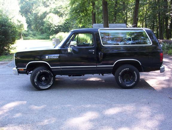 Dodgegreaser 1988 Dodge Ramcharger Specs Photos Modification Info