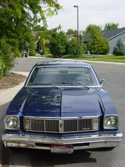 Another j_ryde_visuals 1976 Oldsmobile Omega post... - 2155630