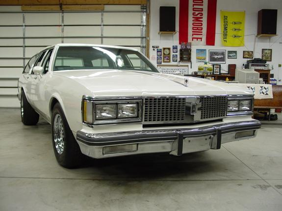 Another oldsmike 1987 Oldsmobile Custom Cruiser post... - 2157197
