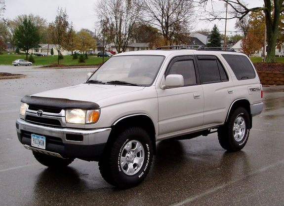 Patywgn 1998 Toyota 4runner Specs Photos Modification Info At Cardomain