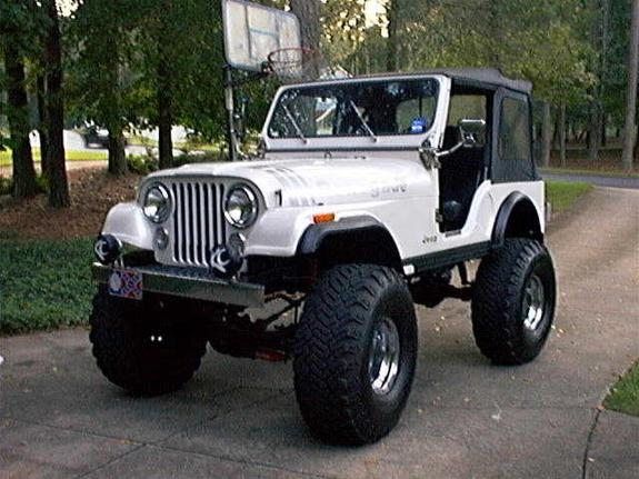 Endoeuphoria 1981 Jeep Cj5 Specs Photos Modification