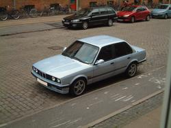 khalid74s 1985 BMW 3 Series