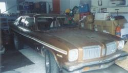 custom_rodss 1974 Oldsmobile Omega