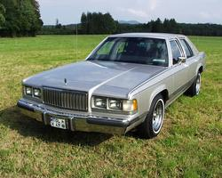 snoopie1000 1989 Mercury Grand Marquis