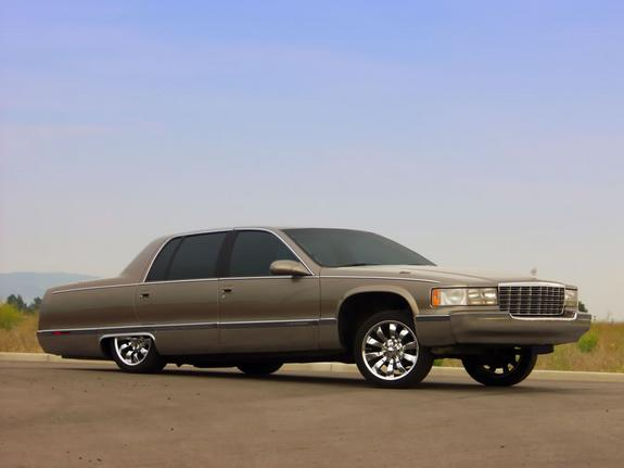 Another fleetwood_ss 1994 Cadillac Fleetwood post... - 2164616