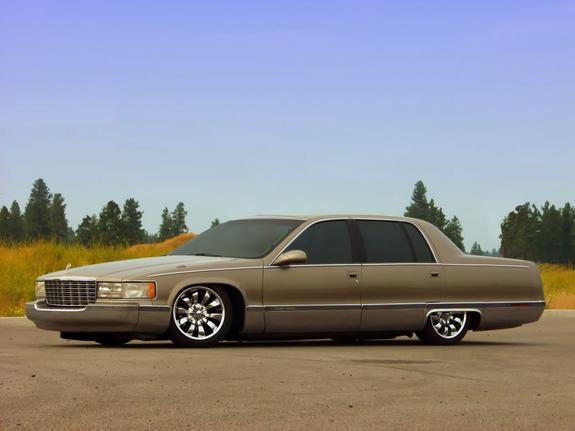 Fleetwood Ss 1994 Cadillac Fleetwood Specs Photos