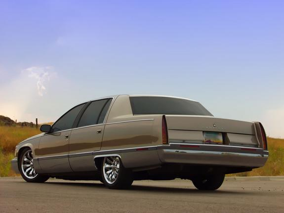 Another fleetwood_ss 1994 Cadillac Fleetwood post... - 2164620