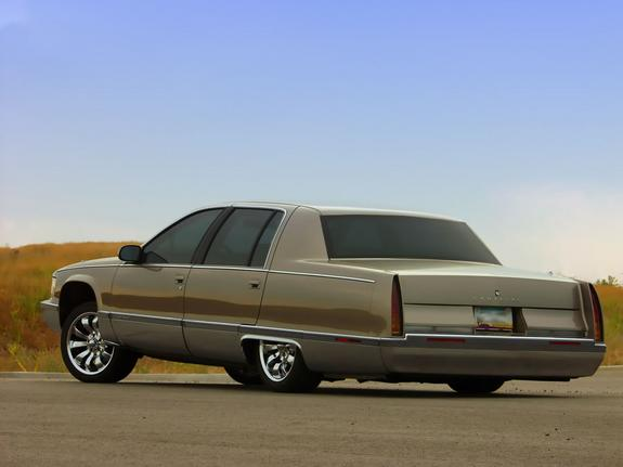 Another fleetwood_ss 1994 Cadillac Fleetwood post... - 2164621