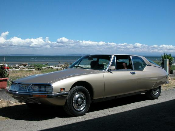 Another chinacarguy 1972 Citroen SM post... - 2165971