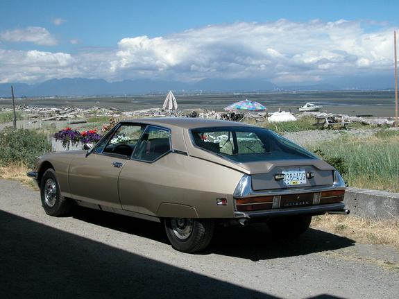 chinacarguy 1972 Citroen SM