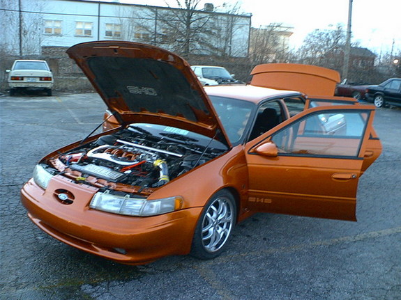 Another showya 1994 Ford Taurus post... - 2166273