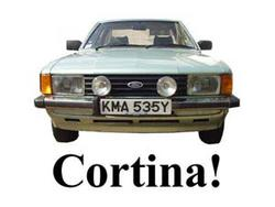 Smilers 1982 Ford Cortina