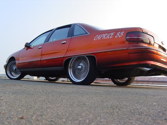 youngsporty 1991 Chevrolet Caprice