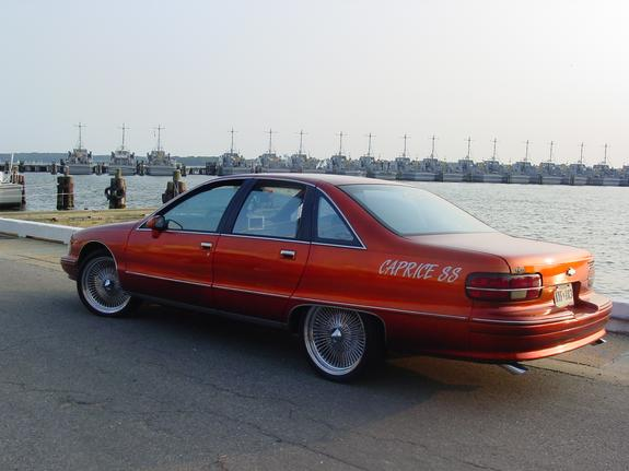 Another youngsporty 1991 Chevrolet Caprice post... - 2167734