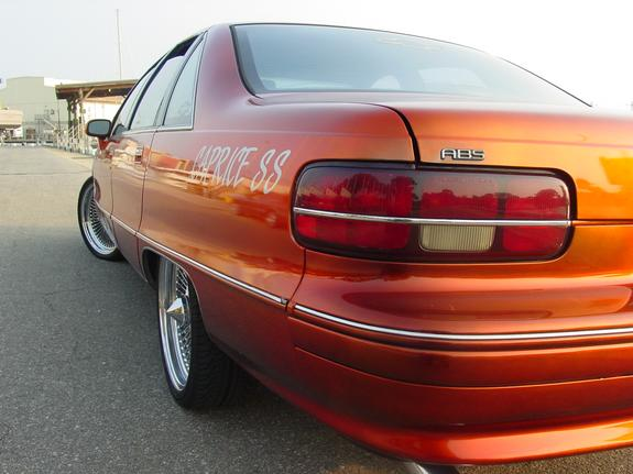 Another youngsporty 1991 Chevrolet Caprice post... - 2167736