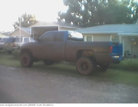 Another intense4x4 1999 Dodge Ram 1500 Quad Cab post... - 2168012