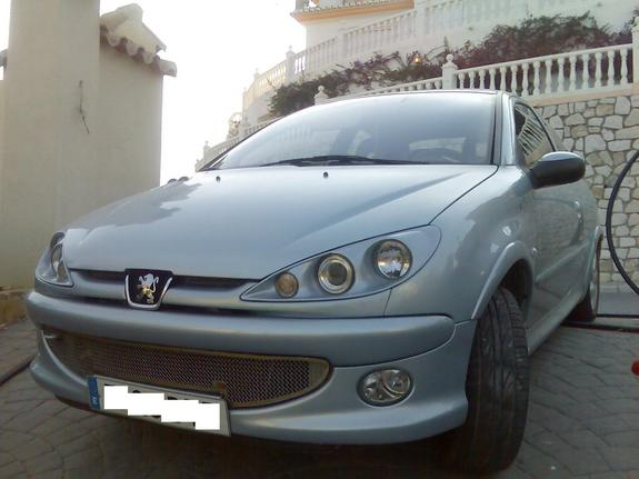 Another abs_206 2002 Peugeot 206 post... - 2171182