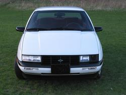 whtlightnns 1994 Chevrolet Corsica