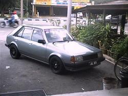 Another JAL323 1981 Mazda 323 post... - 2174793