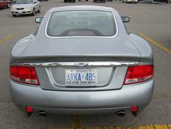 Another Redux 2002 Aston Martin Vanquish post... - 2176716