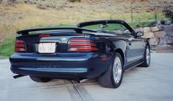 Another dkhorse 1996 Ford Mustang post... - 2178590