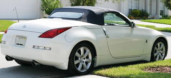 Another 350zroadster04 2004 Nissan 350Z post... - 2179574