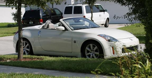 Another 350zroadster04 2004 Nissan 350Z post... - 2179575