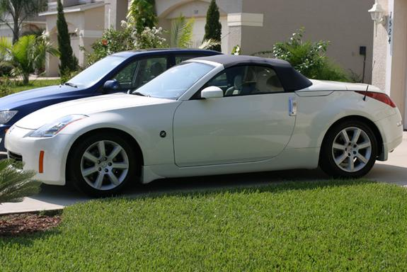 Another 350zroadster04 2004 Nissan 350Z post... - 2179577