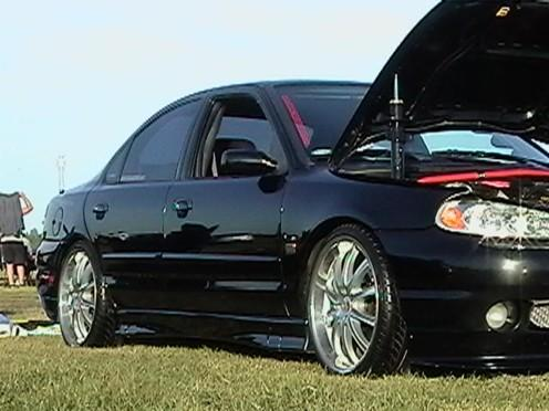 Berth's 1998 Ford Contour