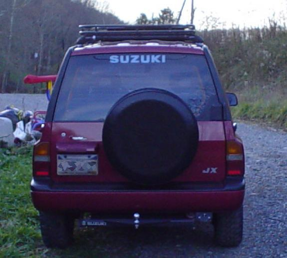 Another INFITECH 1991 Suzuki Sidekick post... - 2184156