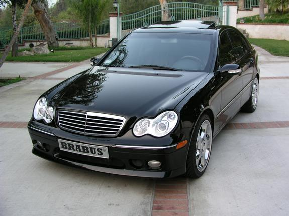 bad brabus benz 2001 mercedes benz c class specs photos modification info at cardomain. Black Bedroom Furniture Sets. Home Design Ideas