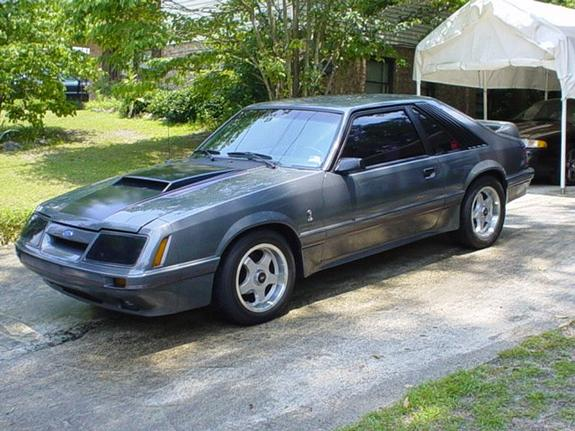 Snkbitn85 1985 Ford Mustang Specs Photos Modification