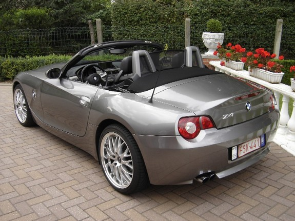Sterlingz4 2003 Bmw Z4 Specs Photos Modification Info At