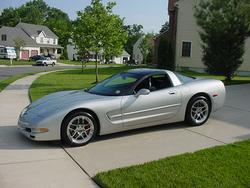 johnnyvigs 1999 Chevrolet Corvette