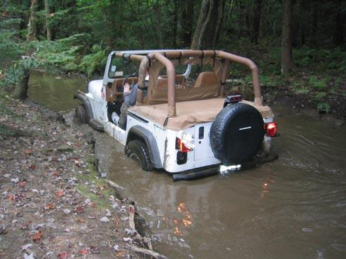 BostonJeep 1995 Jeep YJ