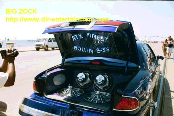 Another smalltowntexas 1998 Cadillac DeVille post... - 2189911