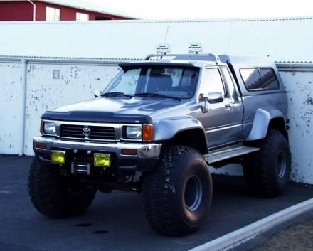 Another 4x4FOX 1991 Toyota 4Runner post... - 2191291