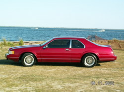 BMNLSCs 1986 Lincoln Mark VII