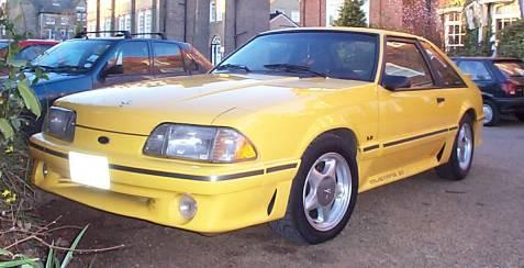 Another Pod88GT 1988 Ford Mustang post... - 2193209