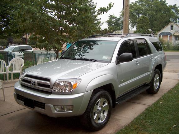 mikeycallin 2003 toyota 4runner specs photos. Black Bedroom Furniture Sets. Home Design Ideas