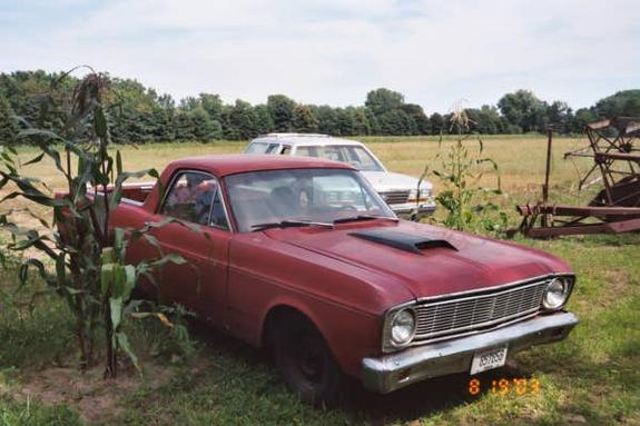 junkyardwarrior 1966 ford ranchero 4118550002_large - 1966 Ford Ranchero