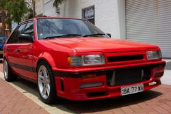 litchyss 1986 Mazda 323