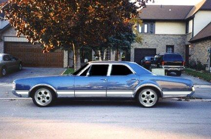 Another Jake11320 1968 Oldsmobile Delta 88 post... - 2199489
