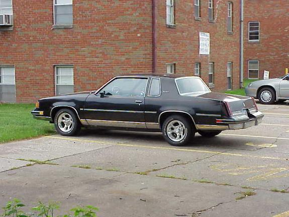 Boosted94 1987 Oldsmobile Cutlass Supreme