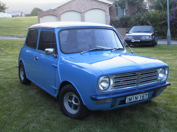 Another khillabee 1974 MINI Clubman post... - 2197381