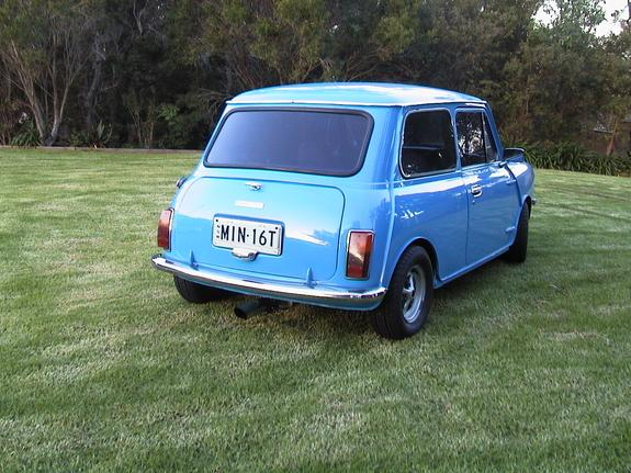 Another khillabee 1974 MINI Clubman post... - 2197382