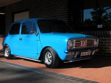 Another khillabee 1974 MINI Clubman post... - 2197418