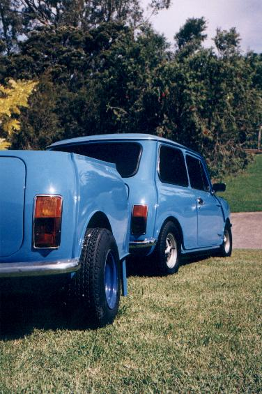 Another khillabee 1974 MINI Clubman post... - 2197419