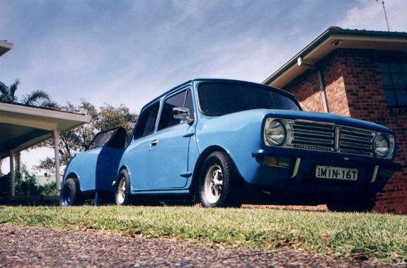 Another khillabee 1974 MINI Clubman post... - 2197423