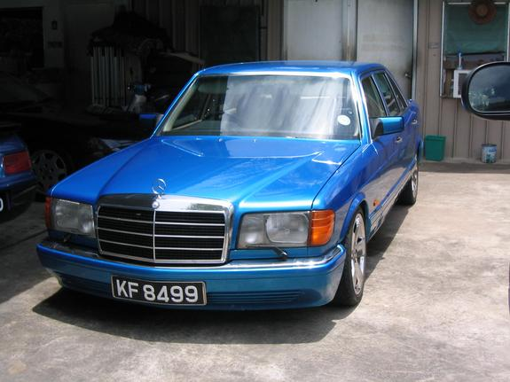 Another scarface420 1987 Mercedes-Benz S-Class post... - 2201242